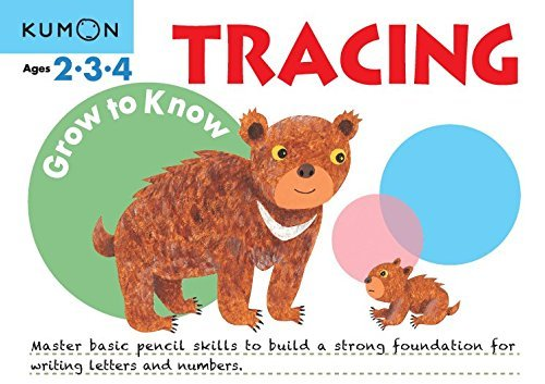 Tracing (Grow to Know) (Grow to Know Workbooks) Kumon Publishing