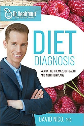 Diet Diagnosis: Navigating the Maze of Health and Nutrition Plans David Nico