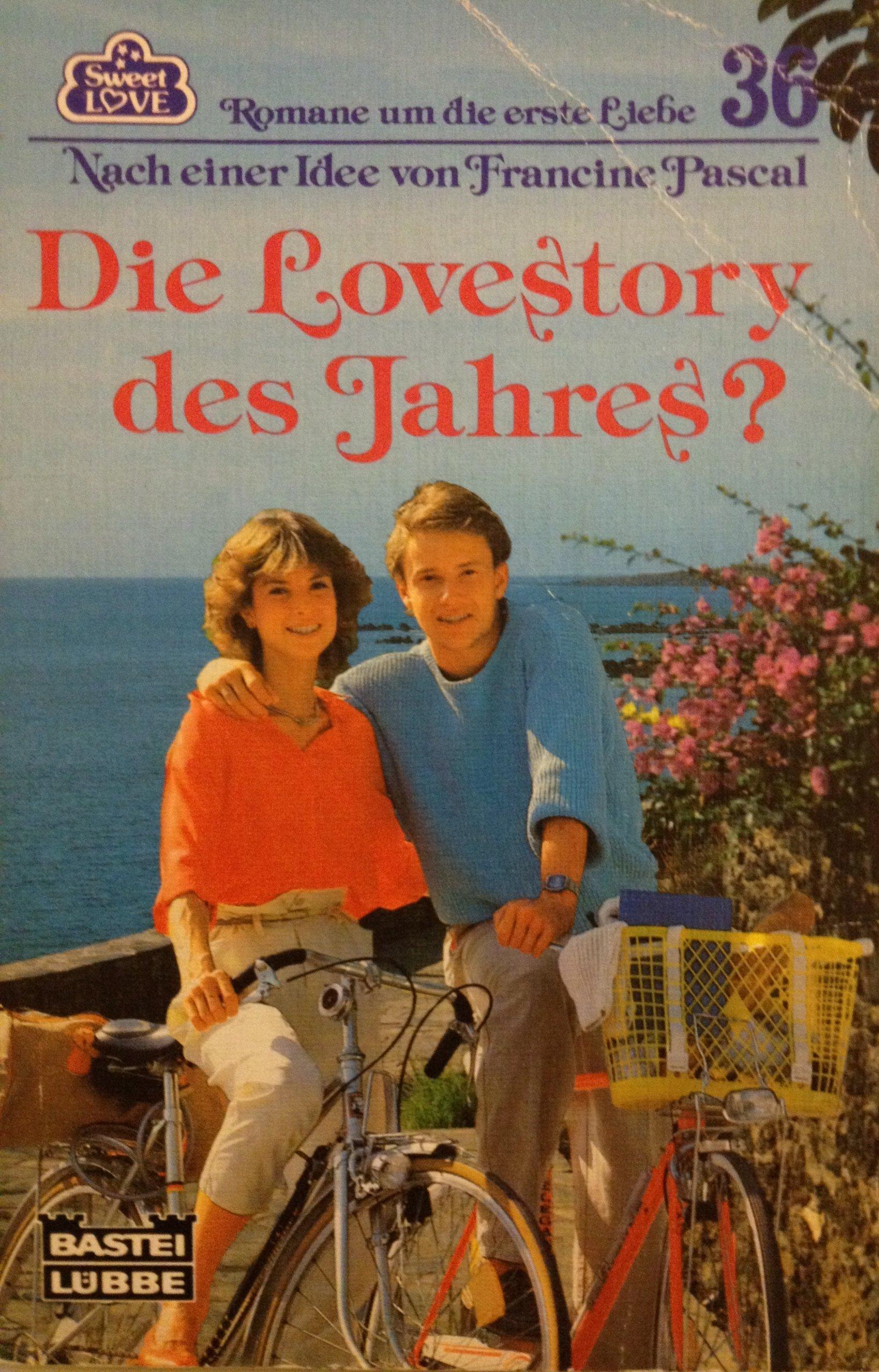Die Lovestory des Jahres? ( Sweet Love #36).  by  Francine Pascal