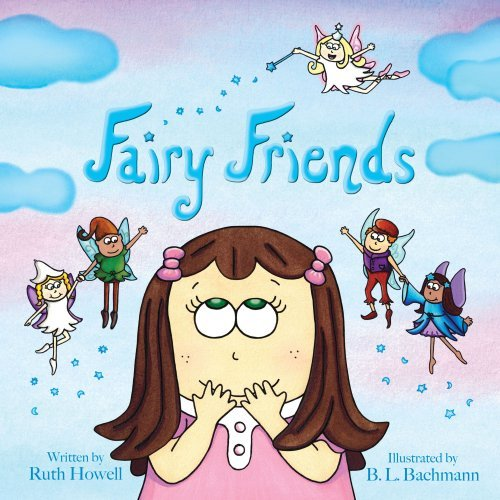Fairy Friends  by  Howell Ruth