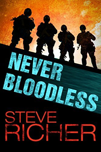 Never Bloodless  by  Steve Richer