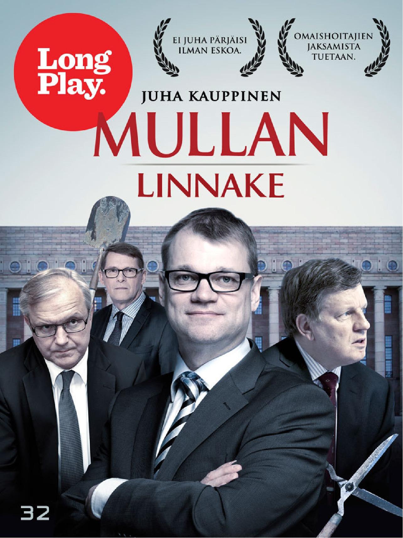 Mullan linnake  by  Juha Kauppinen