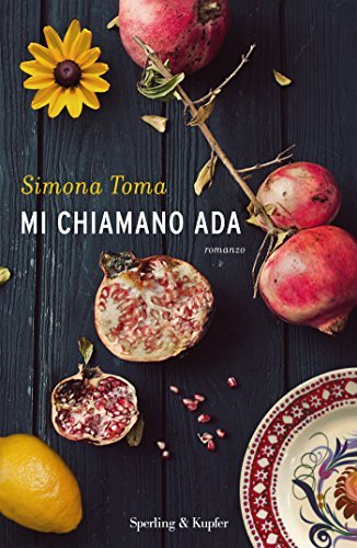 Mi chiamano Ada  by  Simona Toma