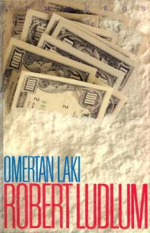 Omertan laki  by  Robert Ludlum