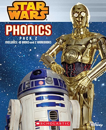 Star Wars Phonics Boxed Set #2  by  Quinlan B. Lee