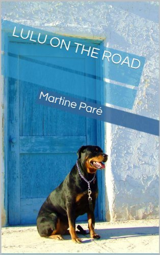 Lulu on the road Martine Paré