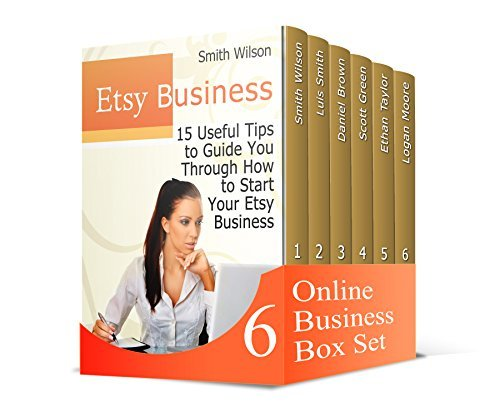 Money Making Box Set: 15 Amazing Tips How to Start Your Etsy Business Plus Strategies How to Sell on Amazon and Become Prosperous  by  Scott Green