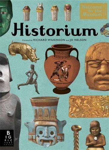 Historium Jo Nelson and Richard Wilkinson