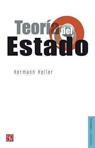 Teoría del Estado  by  Hermann Heller