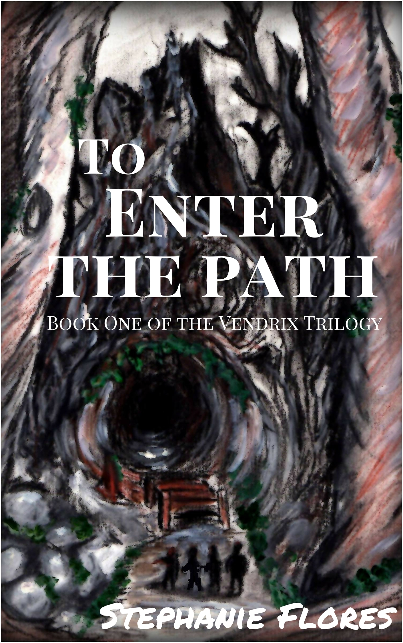 To Enter the Path Stephanie Flores