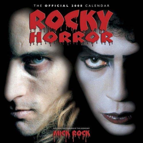 Rocky Horror Show Calendar 2008 Slow Dazzle Worldwide