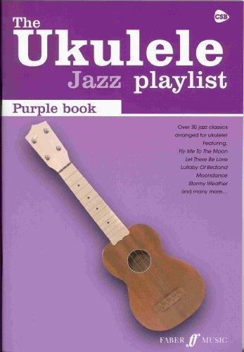 The Ukulele Jazz Playlist: Purple Book: (Ukulele Chord Songbook)  by  Na