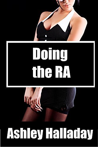 Doing the RA  by  Ashley Halladay