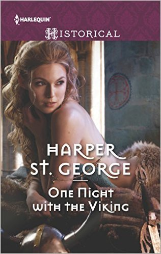 One Night with the Viking (Viking Warriors #2)  by  Harper St. George