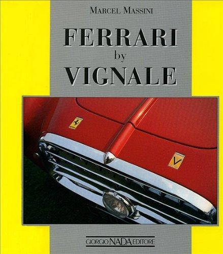 Ferrari  by  Vignale by Marcel Massini