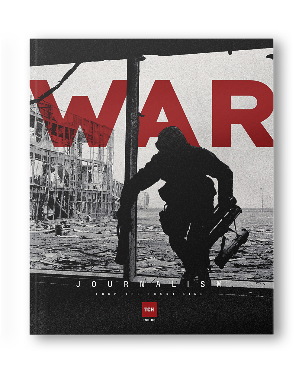 War. Journalism from the Front Line  by  Ольга Кашпор