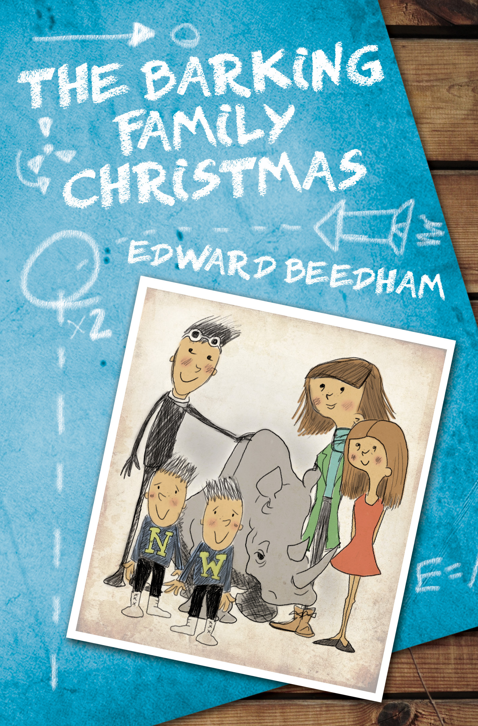 The Barking Family Christmas  by  Edward Beedham