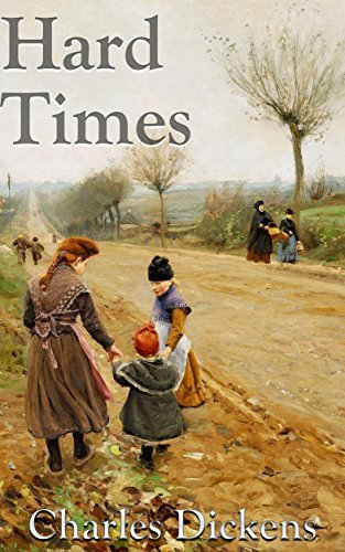 Hard Times (+Audiobook): With 5 Great Books Charles Dickens