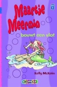 Maartje Meermin bouwt een vlot Kelly McKain