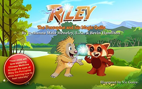 Riley the Porcupine and his Magic Quills  by  Beth Meneley