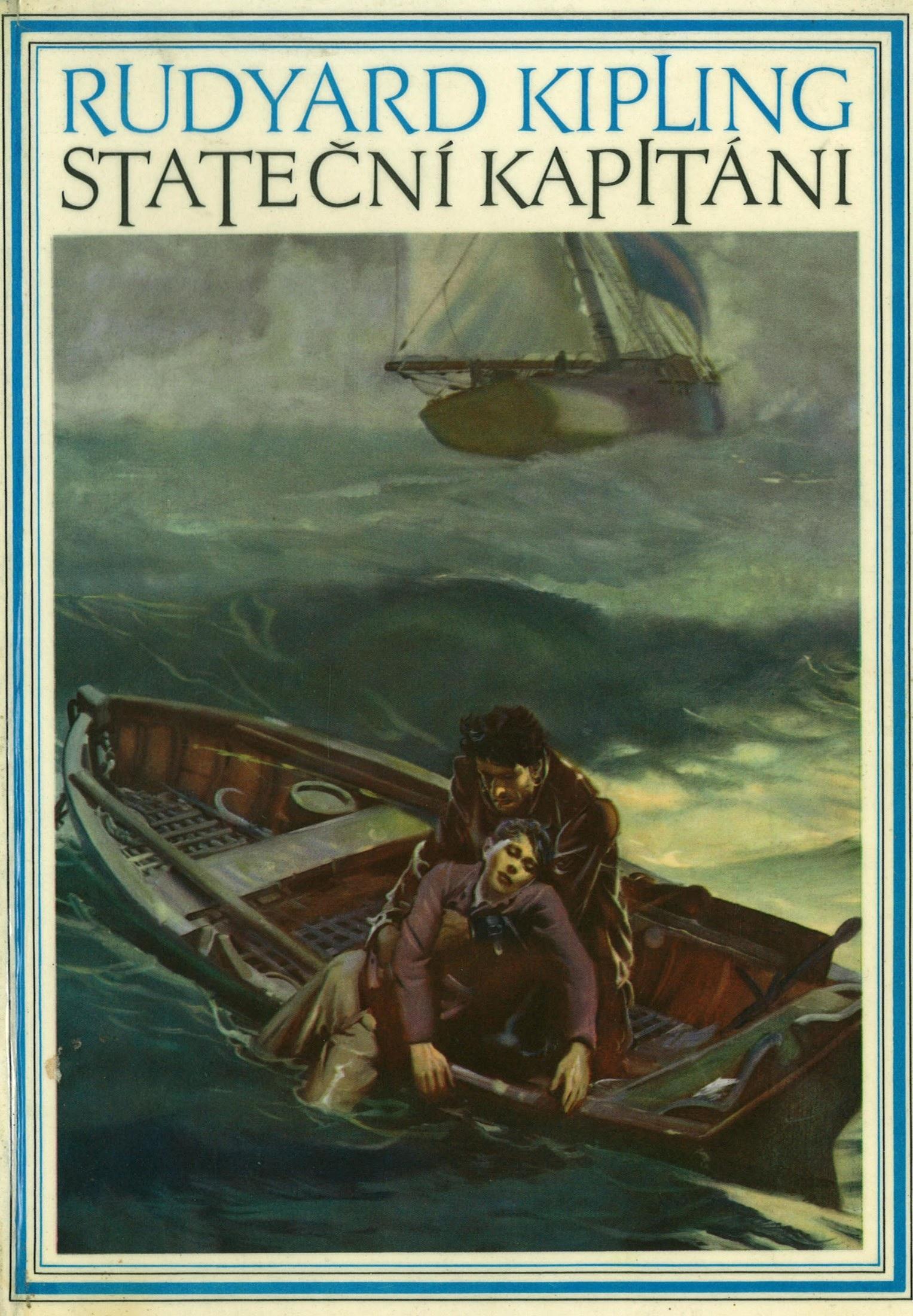 Stateční kapitáni Rudyard Kipling