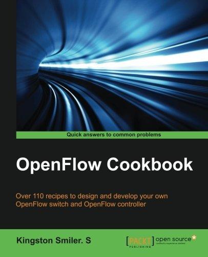 OpenFlow Cookbook Kingston Smiler S