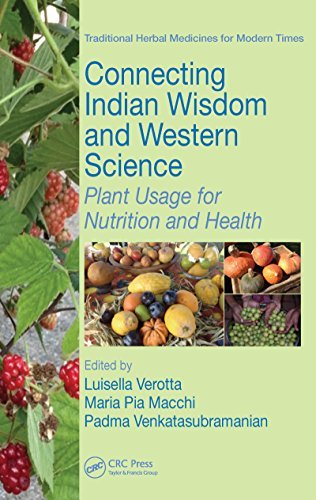 Connecting Indian Wisdom and Western Science: Plant Usage for Nutrition and Health  by  Luisella VEROTTA