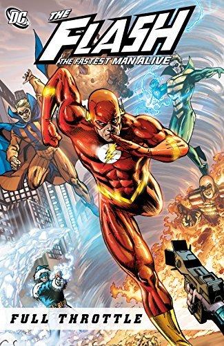 Flash: The Fastest Man Alive: Full Throttle  by  Mark Waid