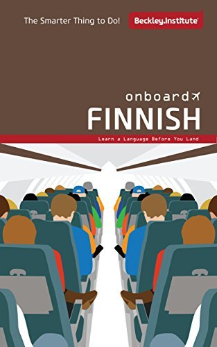 Onboard Finnish  by  Beckley Institute