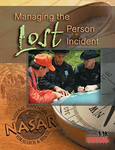 Managing The Lost Person Incident  by  Daniel OConnor