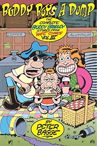 Buddy Buys A Dump Peter Bagge