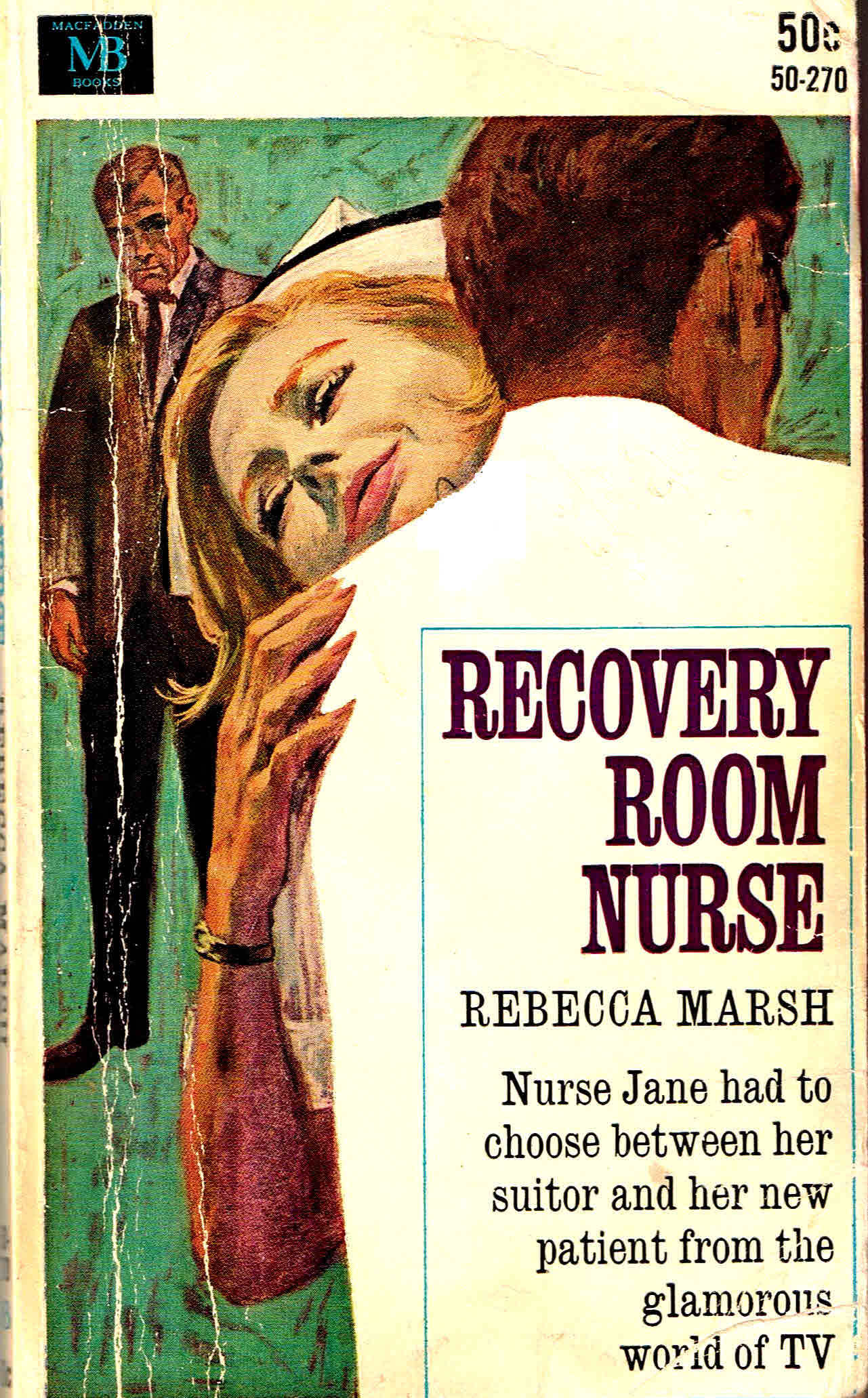 Recovery Room Nurse  by  Rebecca Marsh