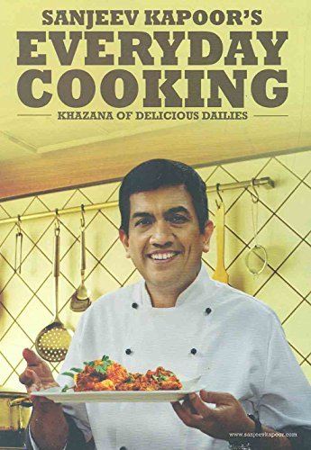 Everyday Cooking Sanjeev Kapoor