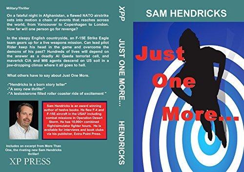 Just One More... Sam Hendricks