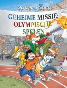 Geheime missie: Olympische spelen  by  Geronimo Stilton