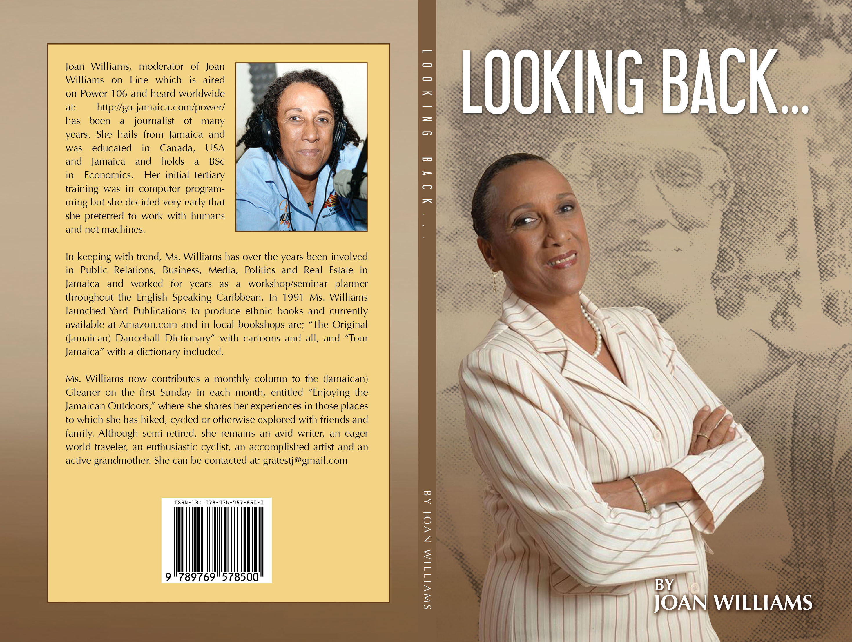 Looking Back...: The Struggle to Preserve Our Freedoms  by  Joan     Williams