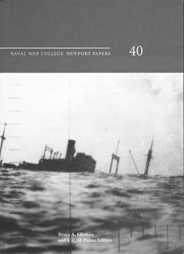 Commerce Raiding Historical Case Studies, 1755-2009 U.S. Naval War College Center for Naval Warfare Studies