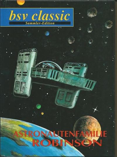 Astronautenfamilie Robinson 1 Del Connell