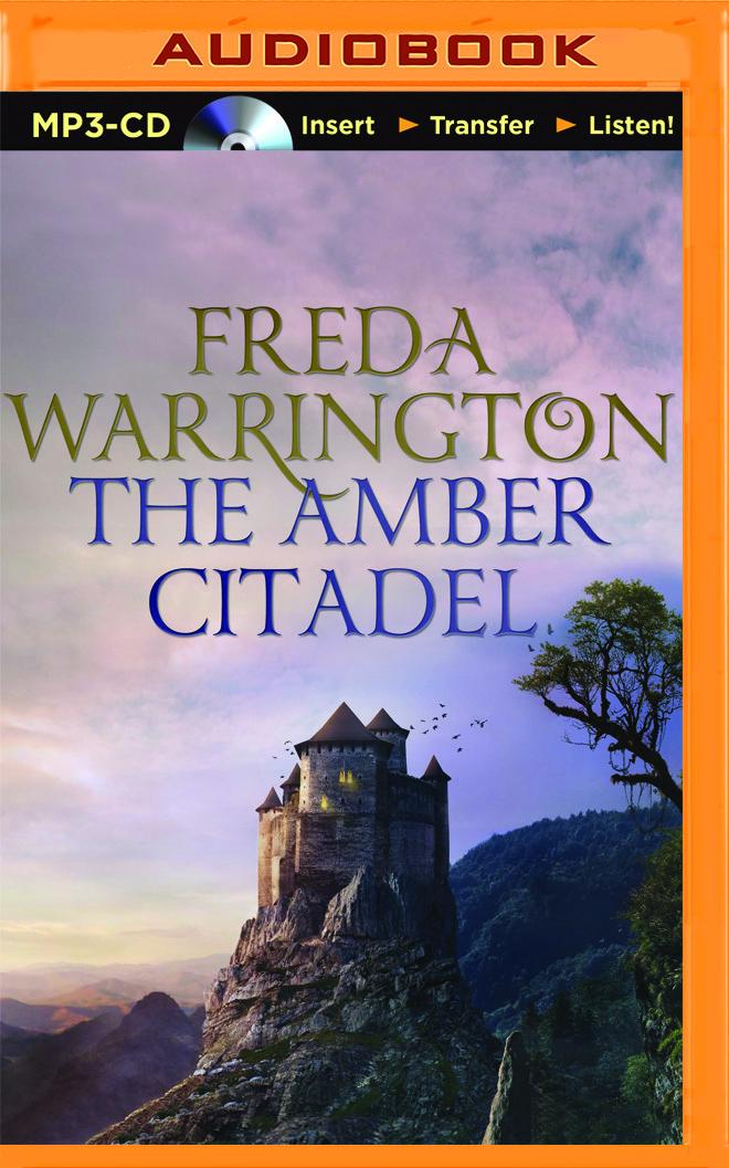 Amber Citadel, The  by  Freda Warrington