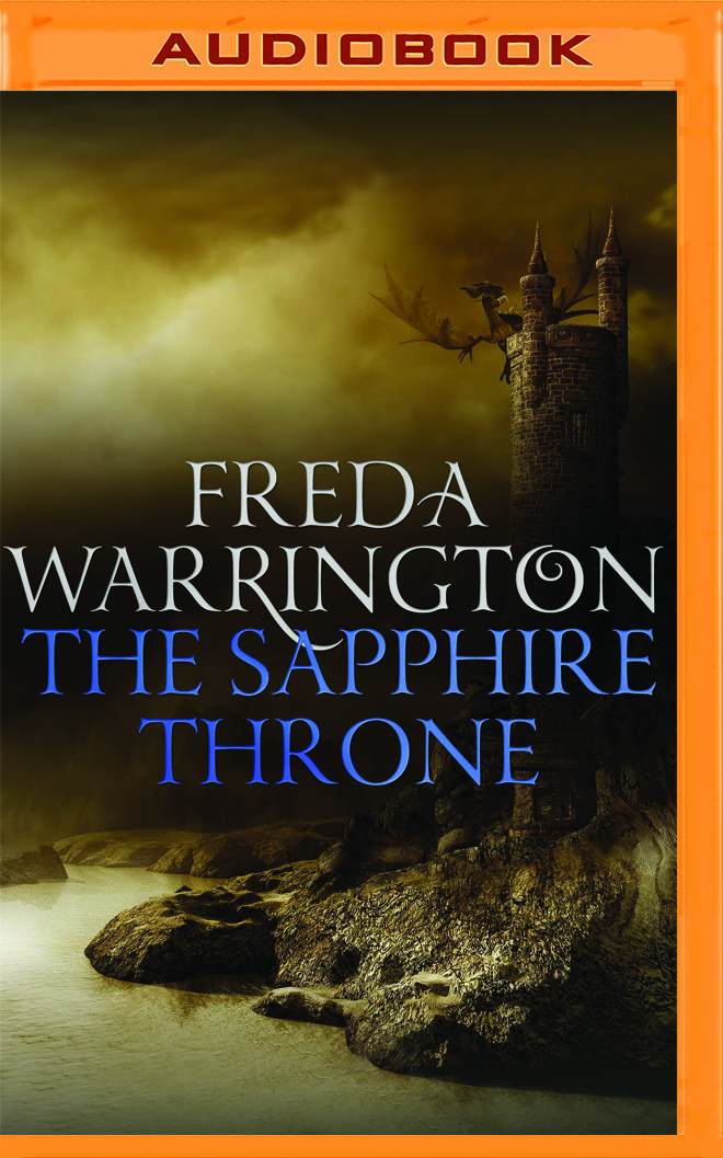 Sapphire Throne, The  by  Freda Warrington