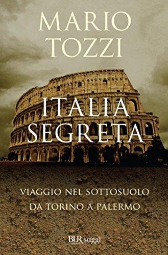 Italia segreta  by  Mario Tozzi