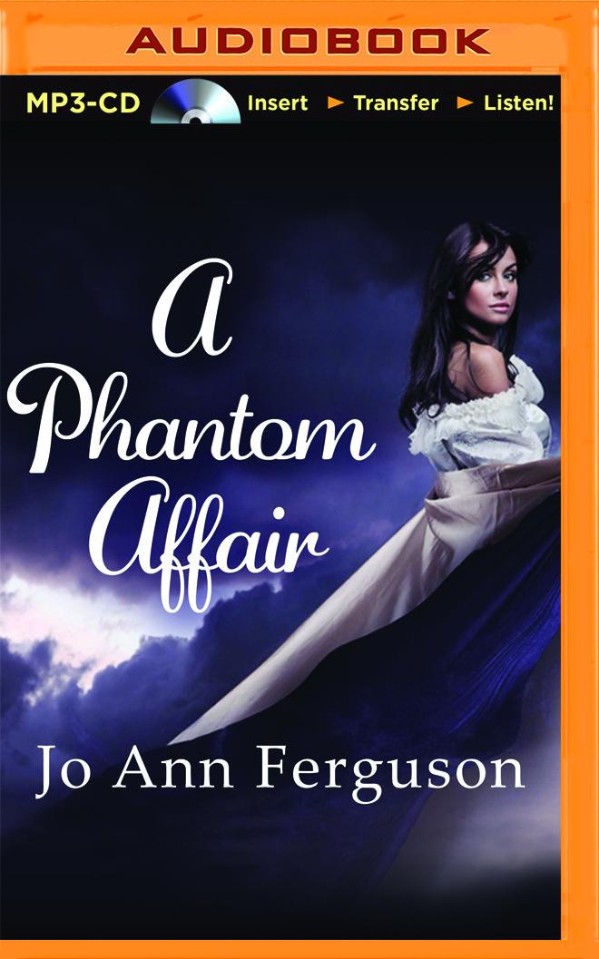 Phantom Affair, A  by  Jo Ann Ferguson