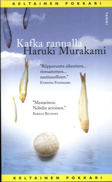Kafka rannalla Haruki Murakami