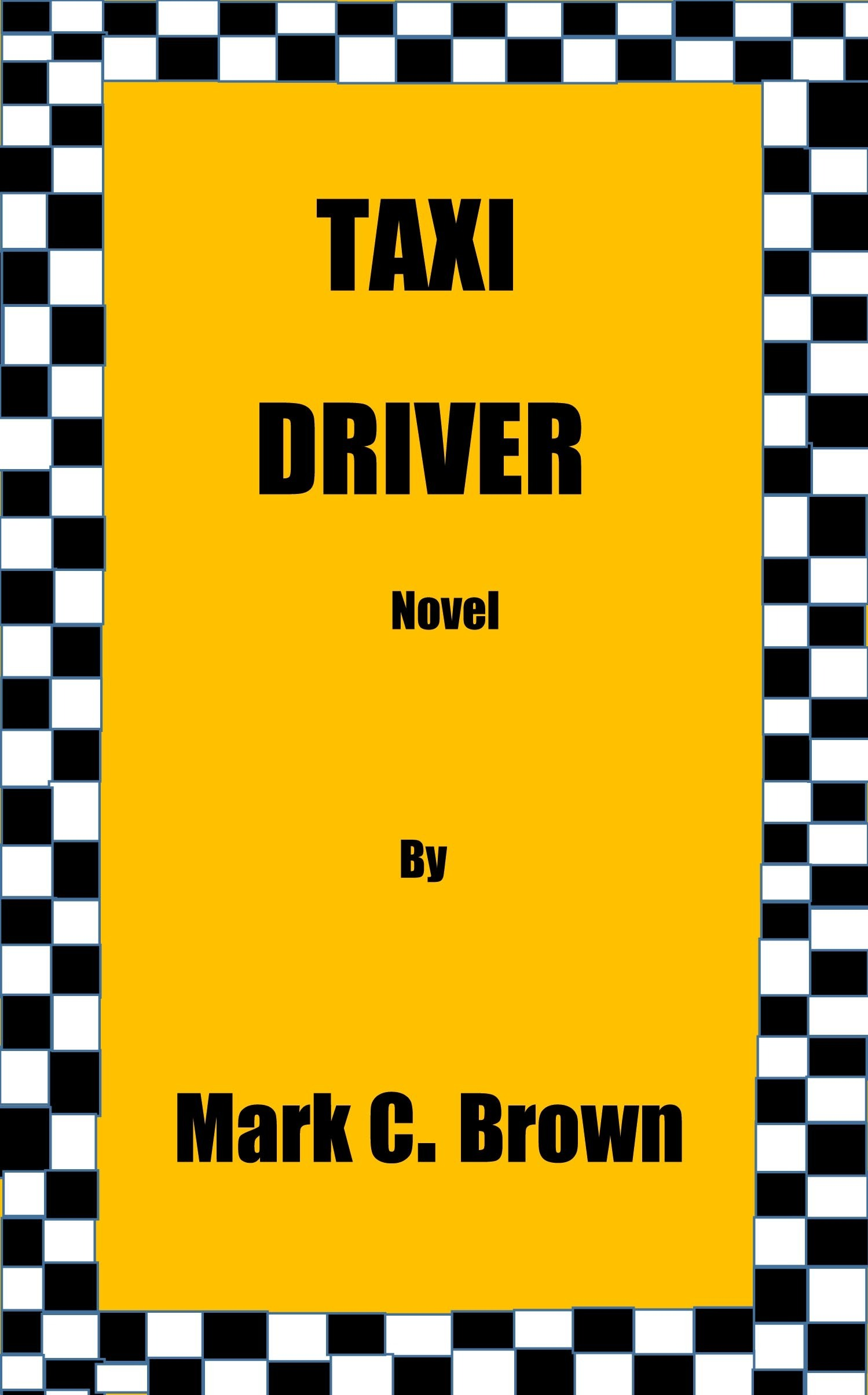 Taxi Driver MR Mark C Brown