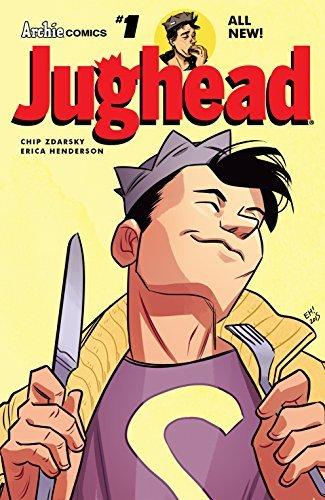 Jughead (2015-) #1  by  Chip Zdarsky