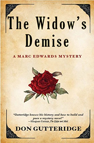 The Widows Demise (A Marc Edwards Mystery Book 12)  by  Don Gutteridge
