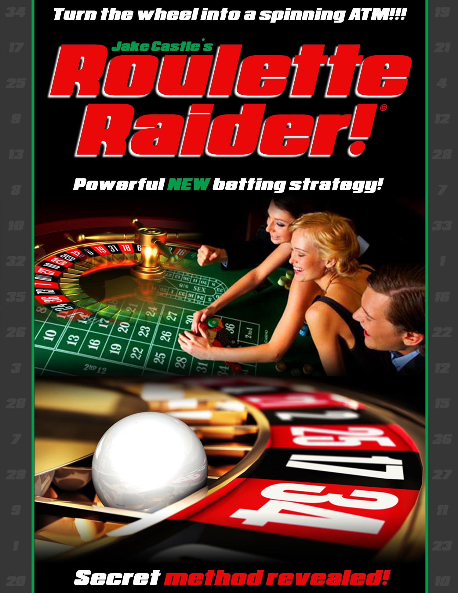 Roulette Raider Jake Castle