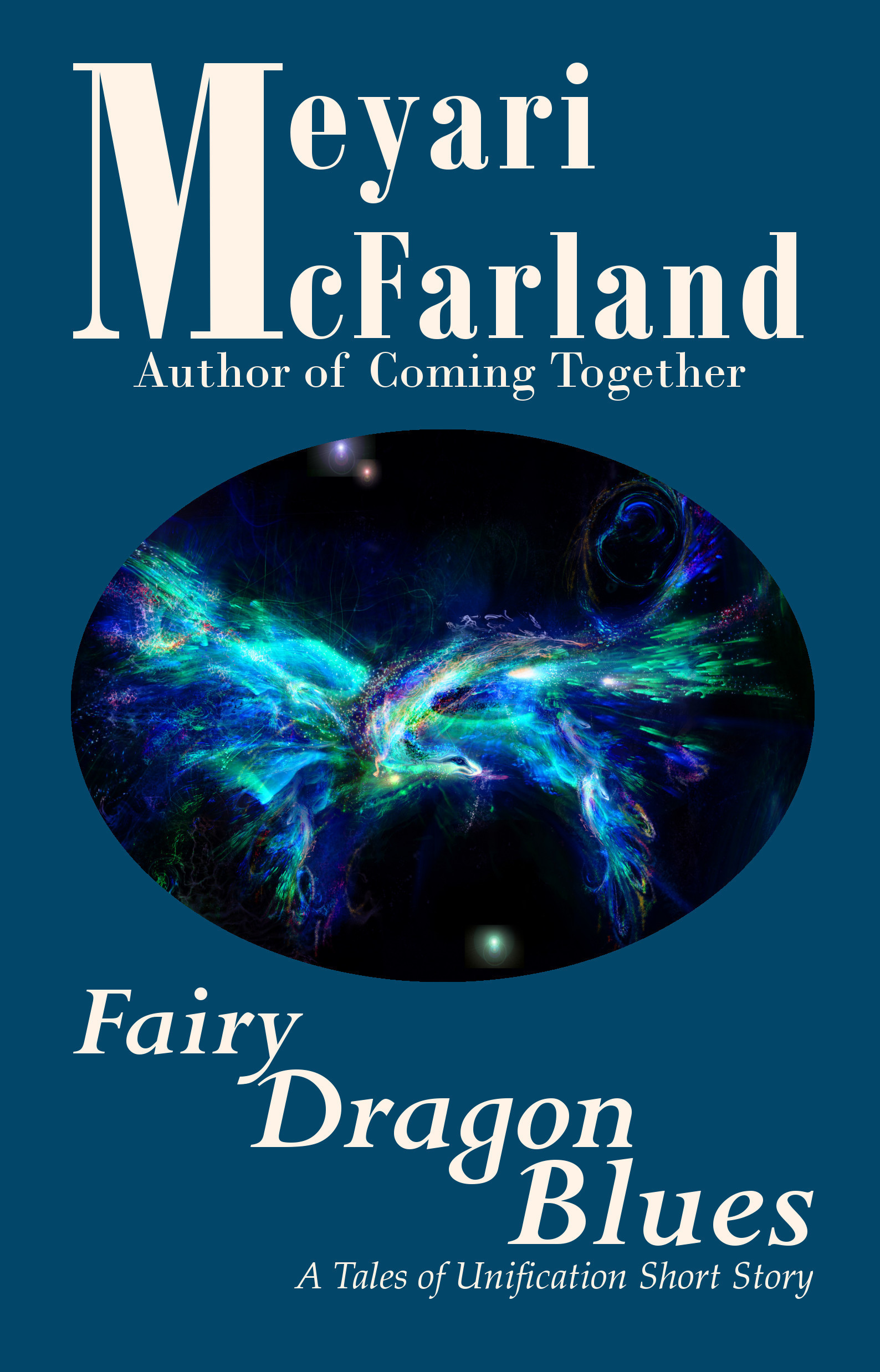 Fairy Dragon Blues  by  Meyari McFarland