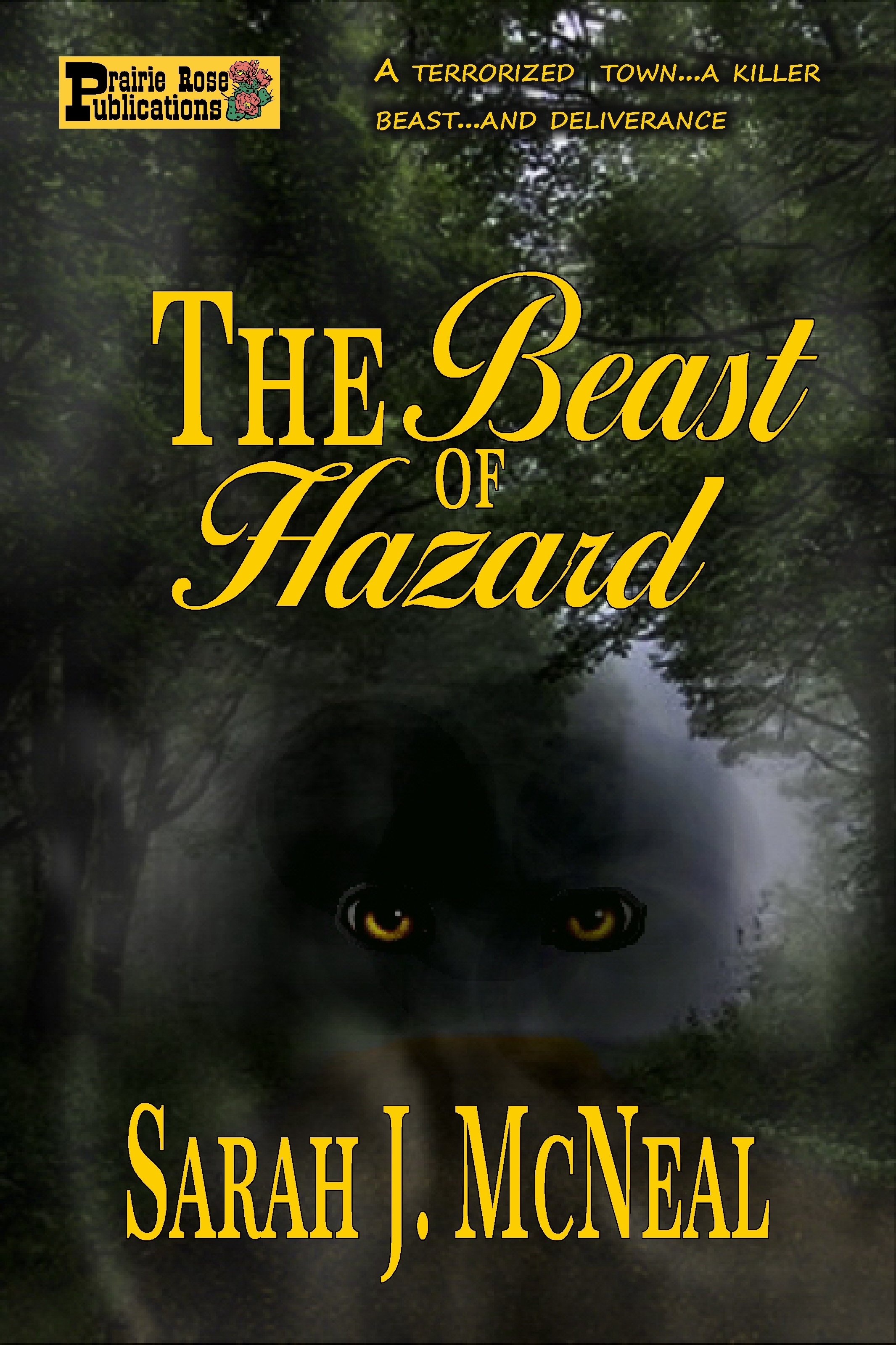 The Beast of Hazard  by  Sarah J. McNeal