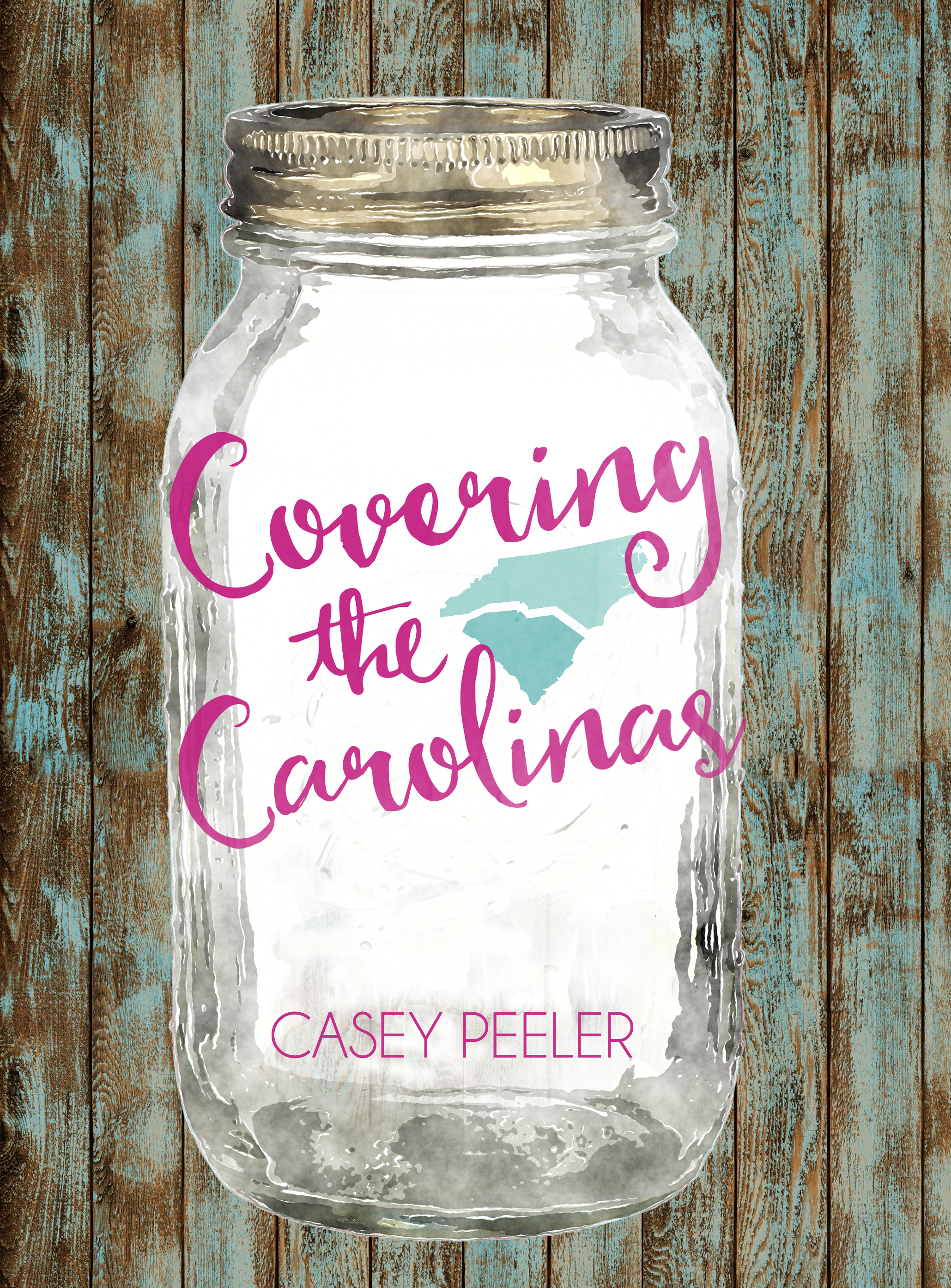 Covering the Carolinas  by  Casey Peeler